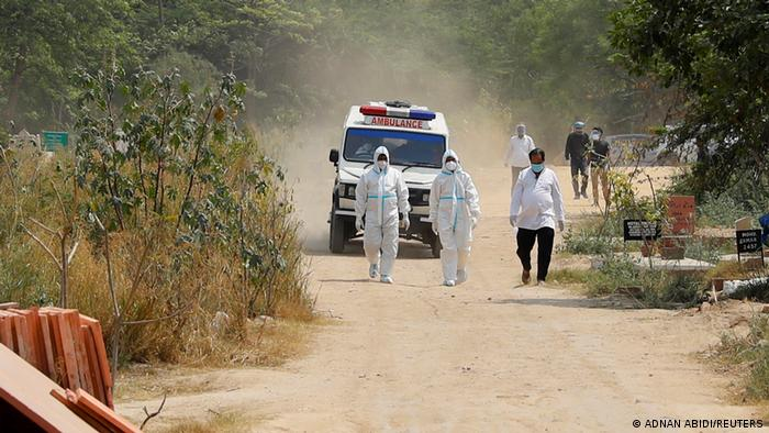 Indien Coronavirus Krise