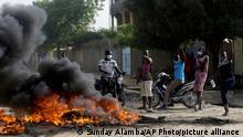 Weltspiegel 28.04.21 | Demonstration im Tschad | Tableau