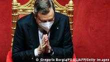 Weltspiegel 28.04.21 | Draghi stellt den Wiederaufbauplan vor | Tableau