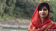 DW Urdu Bloggerin Farhana Latief