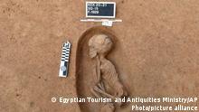 Ägypten   Ausgrabungsstätte bei Koum el-Khulgan