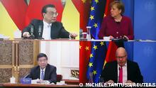 Deutschland Angela Merkel China Premierrminister Li Keqiang