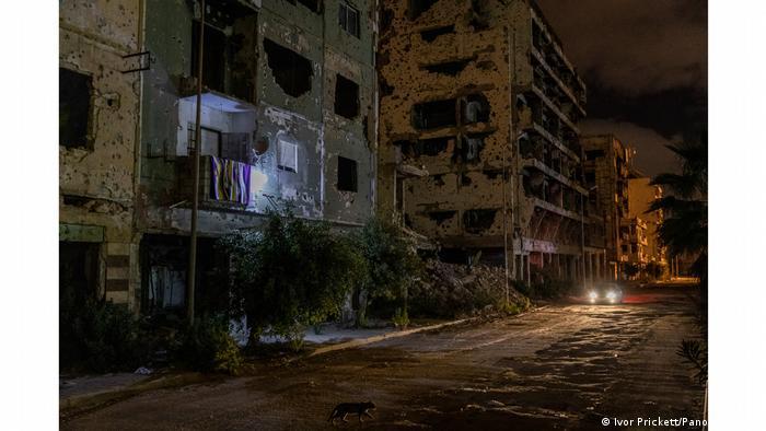 EINSCHRÄNKUNG |Fotobuch Fotos für die Pressefreiheit 2021 |Ivor Prickett, Libyen