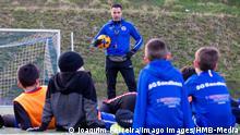 Deutschland Jugendliche Teenager Fußball