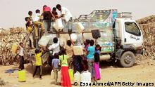 Jemen Trinkwasser Krise