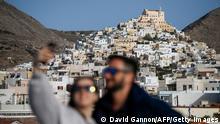 Symbolbild - Griechenland Tourismus