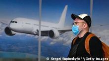 Symbolbild - Tourism Coronavirus