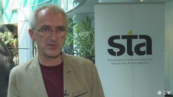 Μπόγιαν Βεσελίνοβιτς, διευθυντής του πρακτορείου STA