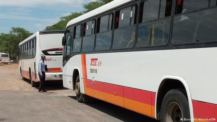Angola Luanda | Streik im Transportwesen