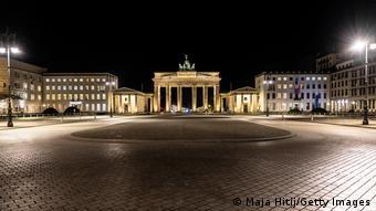 Комендантский час в Берлине