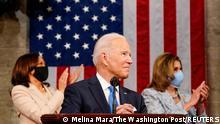 Rede Präsident Biden vor Kongress