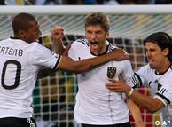 Müller, Jerome Boateng, and Sami Khedira