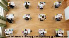 Weltspiegel 29.04.21 | Abitur in Coronazeiten, Deutschland | Tableau