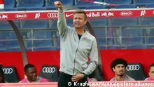 Deutschland Trainer Jesse Marsch von FC Red Bull Salzburg