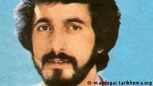 Iran Sänger Maziar