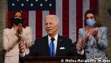 TABLEAU | 100 Tage Biden