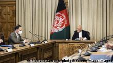Afghanistan Kabul Heiko Maas Bundesaussenminister trifft Aschraf Ghani Präsident von Afghanistan