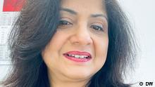 Kishwar Mustafa |DW Redakteurin | Blogbilder