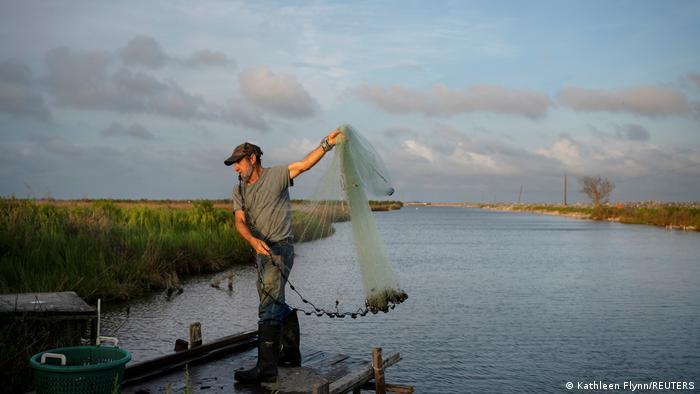 USA | Klimawandel | Umsiedlung Indigener Stämme in Louisiana