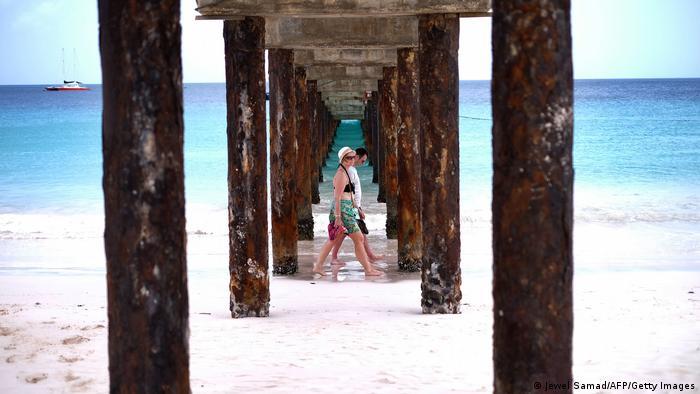 Plaża Bridgetown na Barbados