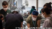 TABLEAU | Türkei Coronavirus | Lockdown