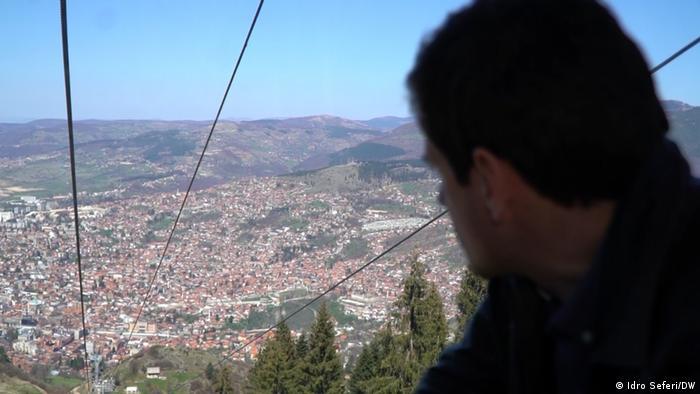 Alban Ukaj je zavolio Sarajevo