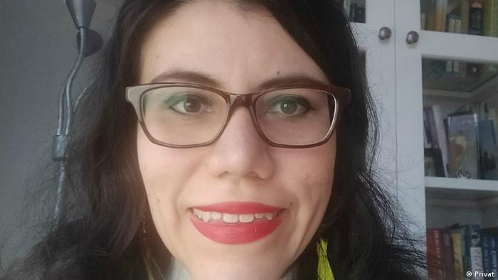 Roselyn Lemus-Martín Ärztin für Zell- und Molekularbiologie