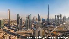 VAE Dubai Skyline