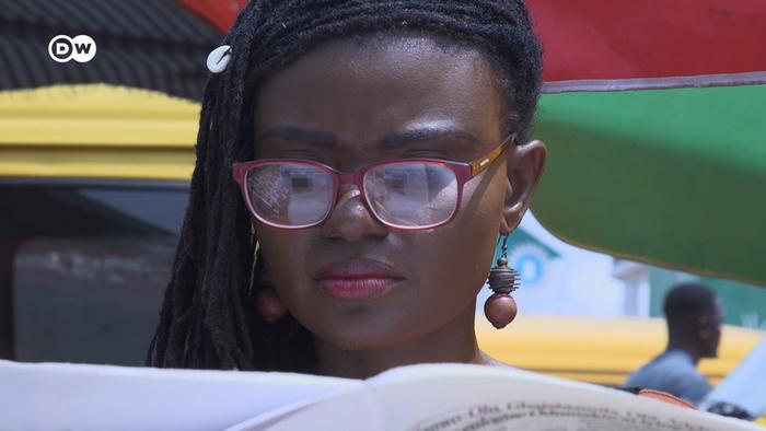 Tobore Ovuorie | Gewinnerin des DW 2021 Freedom of Speech award