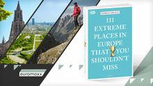 DW Euromaxx Zuschaueraktion Aussichtspunkte mit Buch 111 Orte englisch
