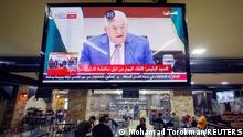 Westjordanland TV Ansprache Mahmoud Abbas Verschiebung Wahlen