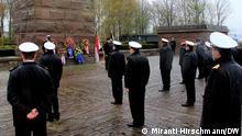 Kiel | Kranzniederlegung zu Ehren der Besatzung des versunkenen indonesischen U-Bootes KRI Nanggala