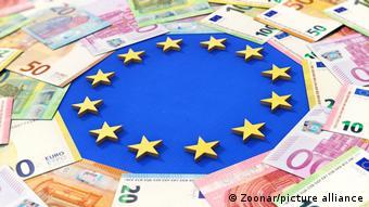 Symbolbild EU-Corona-Hilfspaket