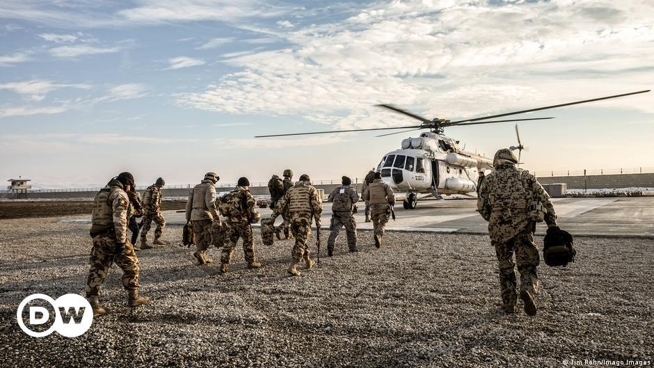 Німеччина завершила вивід військових з Афганістану