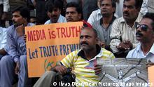 Pakistan | Coronavirus | Proteste in Karatschi