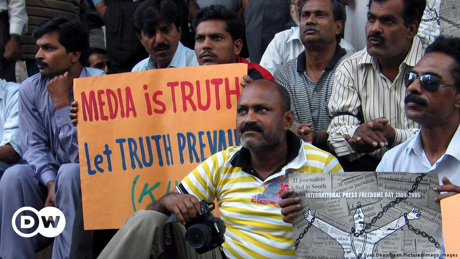 Opinion: Pakistan is pursuing an unrelenting assault on journalism
