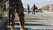 Afghanistan | Sicherheitskräfte in Kabul