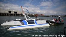 Autonomos Schiff   Mayflower 400
