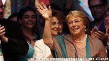 Wahlsieg 2013 I Michelle Bachelet