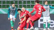 DFB Cup - Semi Final - Werder Bremen vs. RB Leipzig