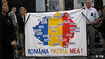 Moldawien Tag der sowjetischen Okkupation in Chisinau