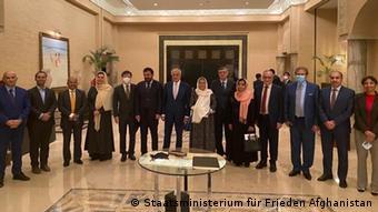 Катар является ареной для переговоров с талибами