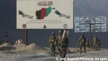 Nato Truppen verlassen Afghanistan