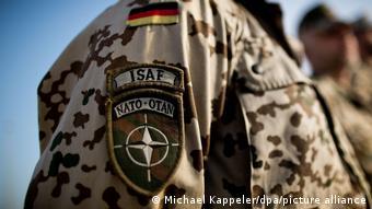 Военнослужащий бундесвера в Афганистане
