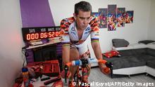 Frankreich   Pascal Pich   Ultra-Triathlet
