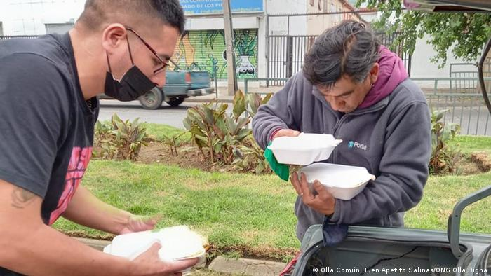 Chile Covid-19 | Hunger in Quarantäne
