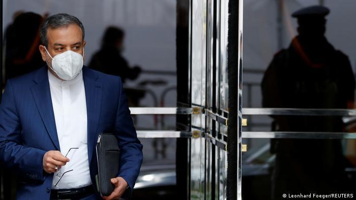 عباس عراقچی در وین
