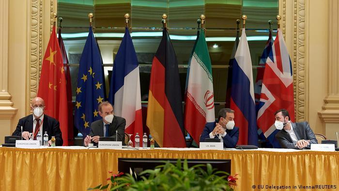 Treffen zum iranischen Atomabkommen in Wien