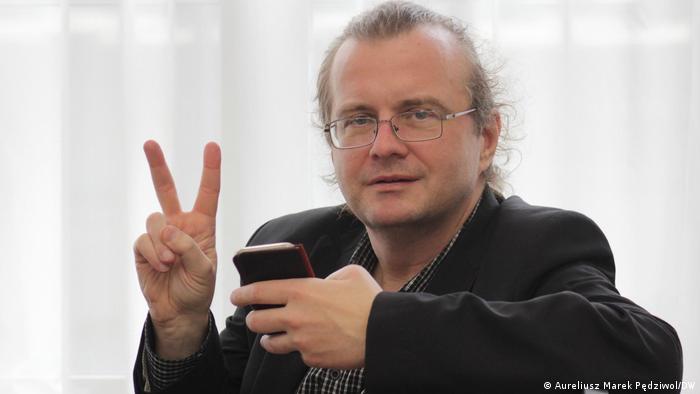 Czeski dziennikarz Radko Kubičko pierwsze szlify dziennikarskie zdobywał w Redakcji Radia Wolna Europa w Monachium