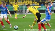 DFB Pokal | Halbfinale | BVB vs Holstein Kiel | Tor (3:0)